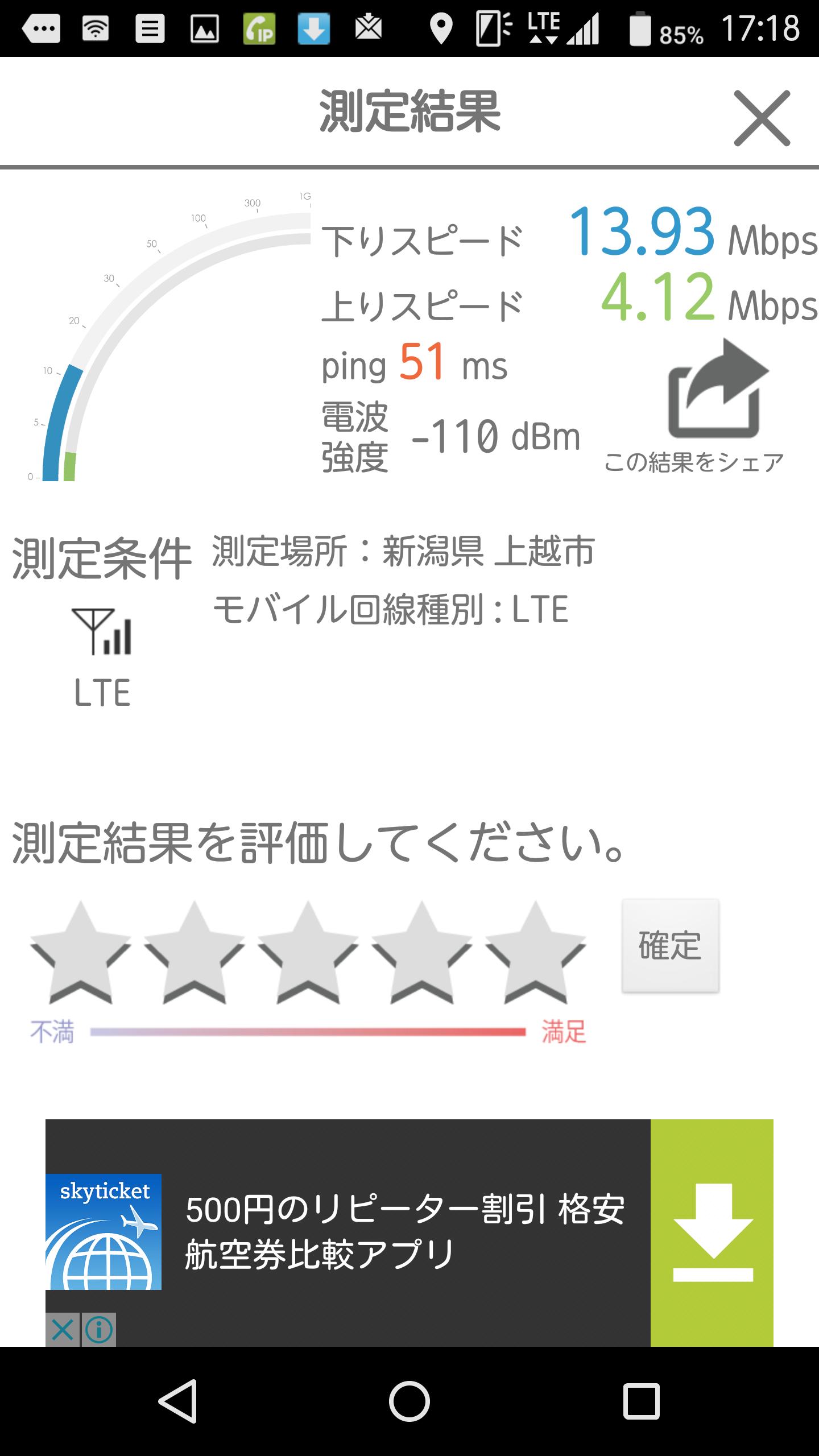 スピード ネット